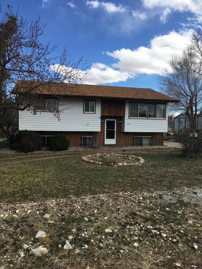 Colorado City Single Family Home For Sale: 5278 Los Cerritos Dr