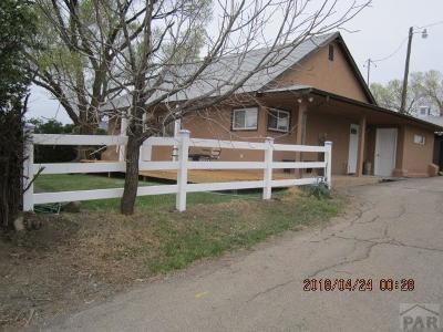 Canon City Single Family Home For Sale: 2413 Melvina St