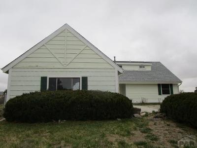 Colorado City Single Family Home For Sale: 3066 Collins Pl