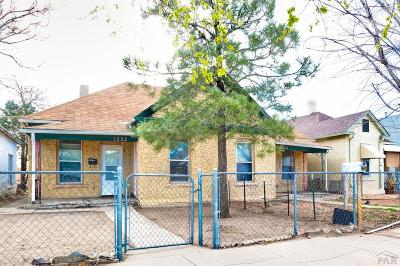 Pueblo Multi Family Home For Sale: 1232 Elm St