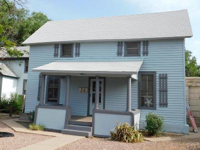 Pueblo Multi Family Home For Sale: 815 W 12th St