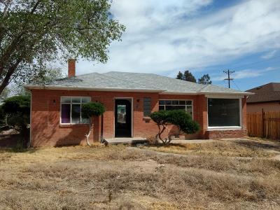 Pueblo Single Family Home For Sale: 619 W 28th St