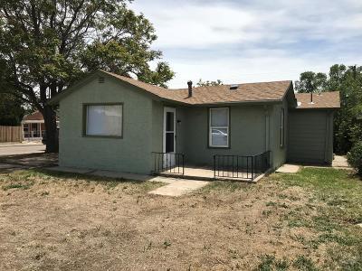 Pueblo Single Family Home For Sale: 2120 E 12th St