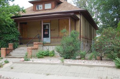 Pueblo Single Family Home For Sale: 1425 E 5th St