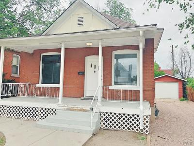 Pueblo Single Family Home For Sale: 843 E Evans Ave