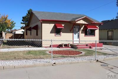 Pueblo Single Family Home For Sale: 1509 E 1st St