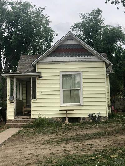 Pueblo Single Family Home For Sale: 1322 Bragdon Ave