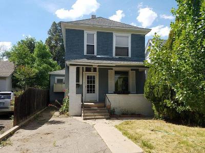Pueblo Single Family Home For Sale: 211 Jackson St