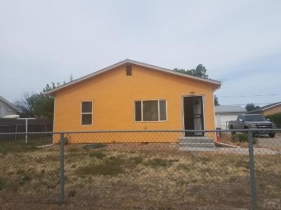 Pueblo Single Family Home For Sale: 1917 Belmont Ave