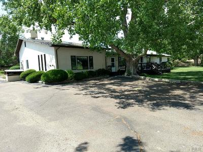 Pueblo Single Family Home For Sale: 2460 N I-25