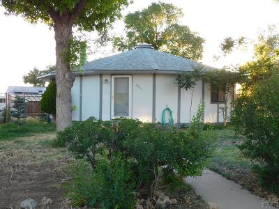 Pueblo CO Single Family Home For Sale: $105,500