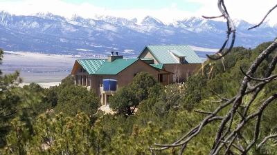 Westcliffe Single Family Home For Sale: 132 Hopi Road