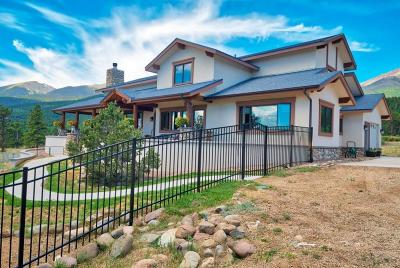 Westcliffe Single Family Home For Sale: 575 County Road 159