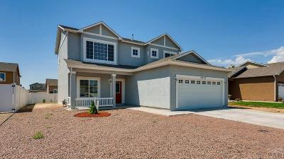 Pueblo Single Family Home For Sale: 2012 O'neal Cir