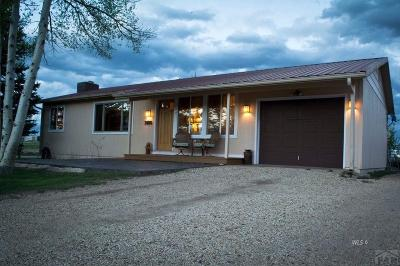 Westcliffe Single Family Home For Sale: 1 Bassick Ln