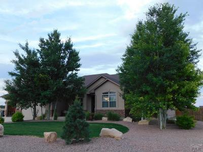 Pueblo West CO Single Family Home For Sale: $421,000