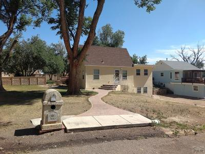 Pueblo Single Family Home For Sale: 3645 Carlile Ave