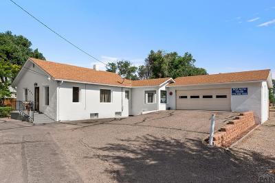 Pueblo Single Family Home For Sale: 2641 Santa Fe Dr