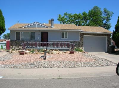 Pueblo Single Family Home For Sale: 2108 Sherwood Lane