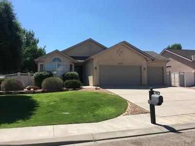 Pueblo Single Family Home For Sale: 5380 Peregrine Dr
