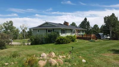 Rye Single Family Home For Sale: 1847 County Rd 671