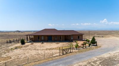 Pueblo Single Family Home For Sale: 3607 Siegel Way