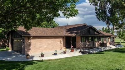 Pueblo Single Family Home For Sale: 38 Country Club Village