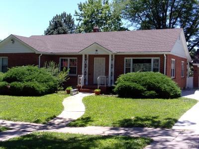 Pueblo Single Family Home For Sale: 620 W 18th St