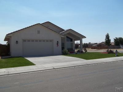 Pueblo Single Family Home For Sale: 934 Aspencrest
