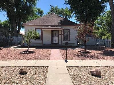 Fowler Single Family Home For Sale: 207 6th St