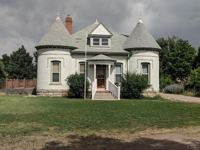 Canon City Single Family Home For Sale: 412 N 15th St