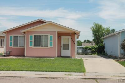 Pueblo Single Family Home For Sale: 2902 Ontario St