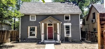 Pueblo Single Family Home For Sale: 508 W 11th St
