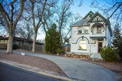 Pueblo Single Family Home For Sale: 2924 Colfax Ave