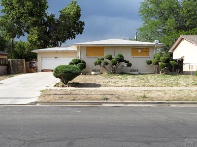 Pueblo Single Family Home For Sale: 1109 W Mesa Ave