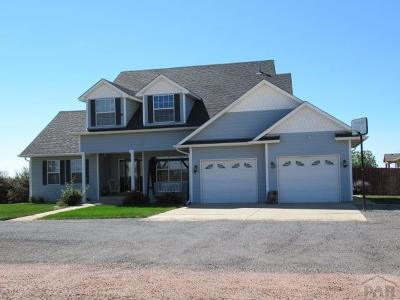 Pueblo West Single Family Home For Sale: 792 W Calle De Caballos