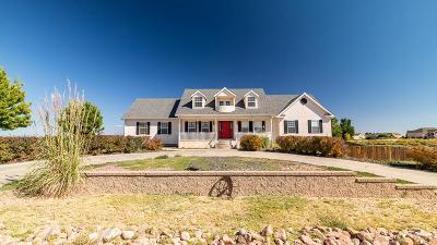 Pueblo West Single Family Home For Sale: 987 W Bella Casa Dr