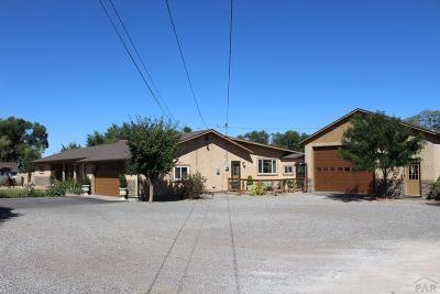 Pueblo Single Family Home For Sale: 1230 25th Lane