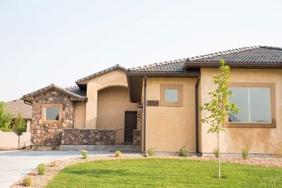 Pueblo Single Family Home For Sale: 5513 Ventana Ct