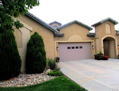 Pueblo Single Family Home For Sale: 46 Aberdeen Bluff