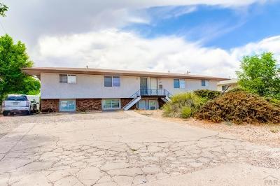 Pueblo Multi Family Home For Sale: 2119 Norman Lane