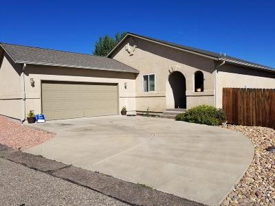 Colorado City Single Family Home For Sale: 5 Woodbine Village Dr