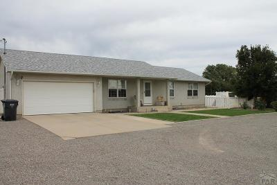 Pueblo Single Family Home For Sale: 23995 Gale Rd