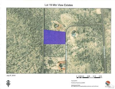 Pueblo West CO Residential Lots & Land For Sale: $39,000