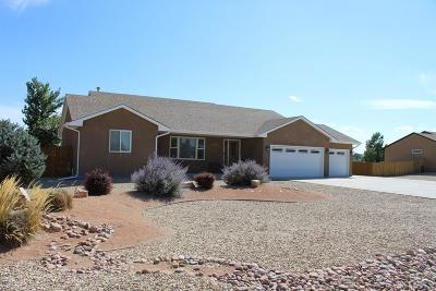 Pueblo Single Family Home For Sale: 24476 Gale Rd