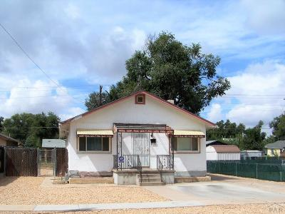 Pueblo Single Family Home For Sale: 1213 Van Buren St