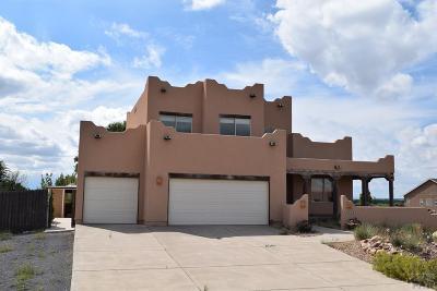 Pueblo Single Family Home For Sale: 35178 Hidden Mesa Dr