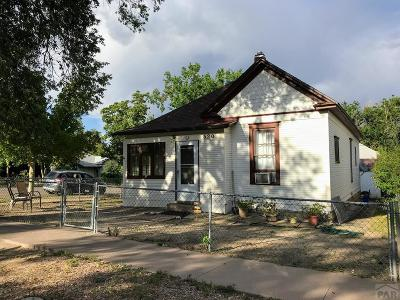 Canon City Single Family Home For Sale: 520 N 4th St