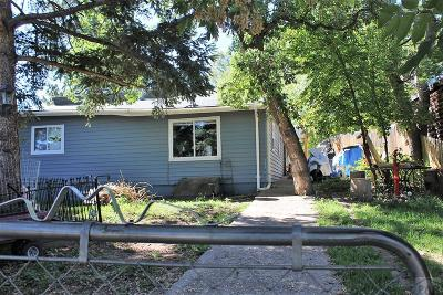 Beulah Single Family Home For Sale: 8886 Grand Ave
