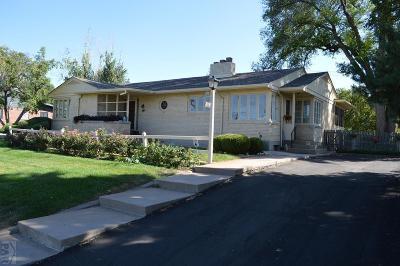 Pueblo Single Family Home For Sale: 1330 W Abriendo Ave